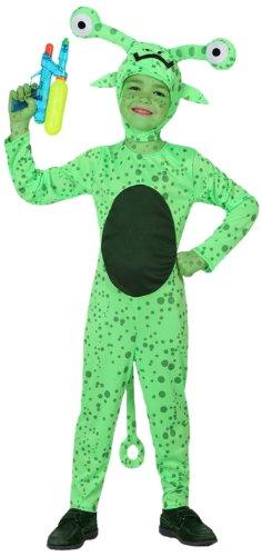 Atosa-16087 Disfraz Alien, color verde, 5 a 6 años (16087): Amazon ...