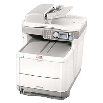 OKI C3530 Laser 16 ppm 600 x 1200 DPI A4 - Impresora multifunción (Laser, Impresión a color, 600 x 1200 DPI, Copia a color, A4, Impresión directa)