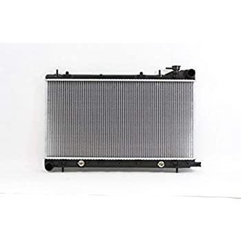 Radiator For//Fit 2465 00-04 Subaru Legacy Outback 3.0L V6 Plastic Tank Alum Core