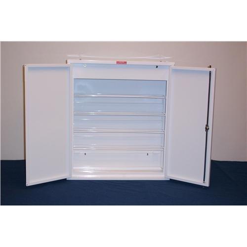 Kerkau Manufacturing K-50 Sterilization Cabinet, Holds 30 Goggles, 110V