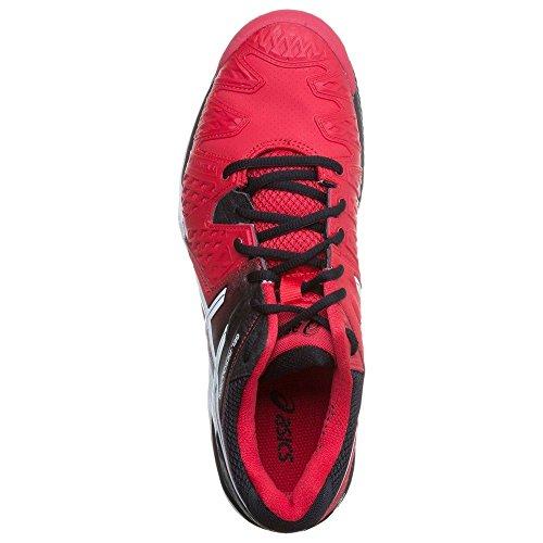 zapatillas asics Gel-resolution 6 clay talla 40,5