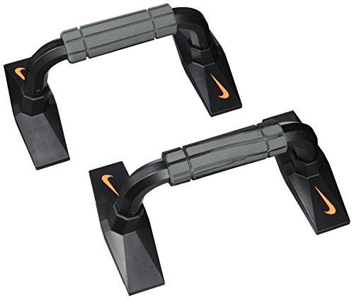 Nike Push Up Grips 2.0 (Grey/Black/Bright Citrus) (Nike Grau Gelb)