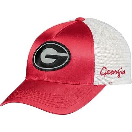 Amazon.com   Top of the World Georgia Bulldogs Tow Women Red White ... 8a05ea6b328