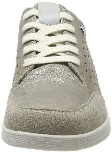 silver Para Zapatillas Mujer Puppies 57 Hush Grey Molly 8xwaRByqf