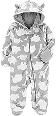 Simple Joys by Carter's Unisex-Baby Fleece Footed Jumpsuit