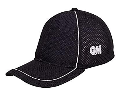2ad07b59835 Buy GM Cap Cricket (Black) Online at Low Prices in India - Amazon.in