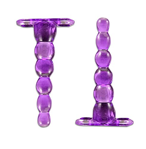Aritone Fashion Sex Products Anal Butt G-Spot Stimulation Massager (Purple)