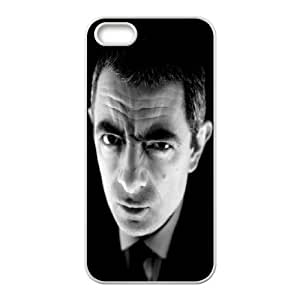 Diy Phone Cover Mr.Bean for iPhone 5, 5S WER360092