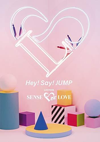 Hey!Say!JUMP / Hey!Say!JUMP LIVE TOUR SENSE or LOVE [通常版]