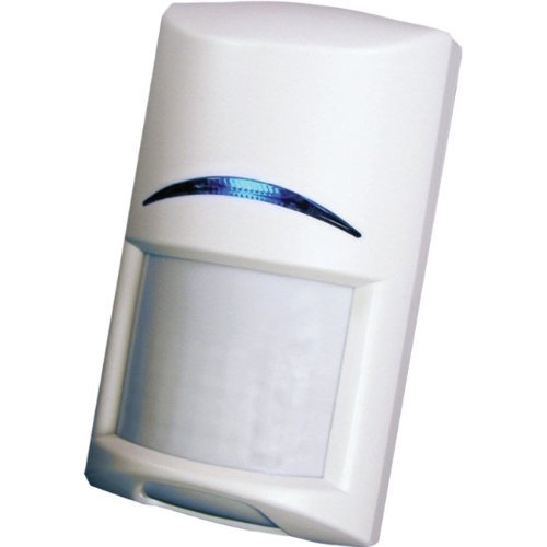 Pir Motion Sensor - Bosch ISC-BPR2-W12 Blue Line Gen2 PIR Motion Detector, Provides 40 ft x 40 ft Coverage, High-Impact ABS Plastic, Dynamic Temperature Compensation, Pet Friendly, Self-Locking Enclosure, White
