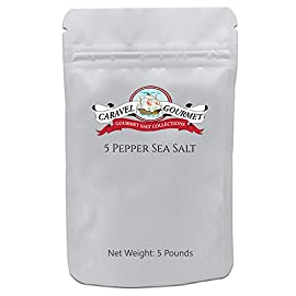 Up to 50% Off Select Infused Sea Salts - Lemon, Lime, Rosemary, Garlic, Ginger - All-Natural -Diet-Friendly, Delicious Ways to Add Flavor to your Cooking 64