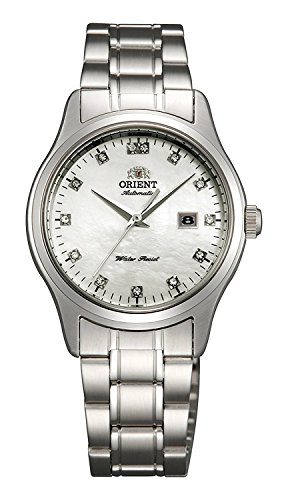 ORIENT wristwatch standard mechanical world stage collection Ladies Standard WV0641NR Ladies