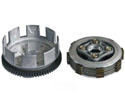 125cc 150cc Dirt Pit Bike Clutch Assembly For Honda CG125 CG150 Upright Engine Motor ()