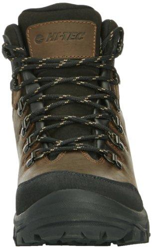 Hi Tec Mens Altitude Hike Wp (waterproof) Boots Brown