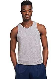 Russell Athletic Mens Cotton Basic Tank Top