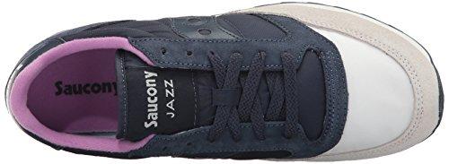 Saucony Originaler Kvinders Jazz Oprindelige Sneaker, Koral Creme, 7,5 Medium Os Creme Flåde