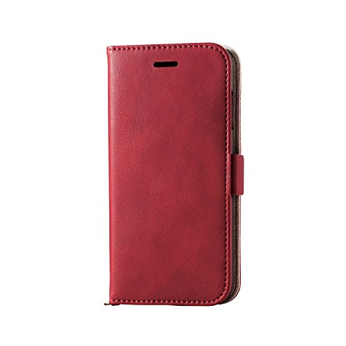 e X Protect Case Cover Notebook Leather RED PM-A16MPLFYMRD (Pm Leather)
