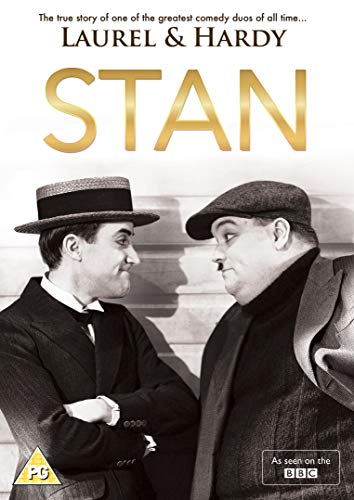 Stan - The acclaimed BBC drama telling the story of one of the greatest comedy duos of all time.... Laurel & Hardy [DVD]
