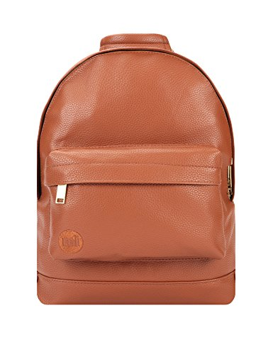 Mi-Pac Women's Mini Tumbled Backpack In Beige Beige by Mi-Pac