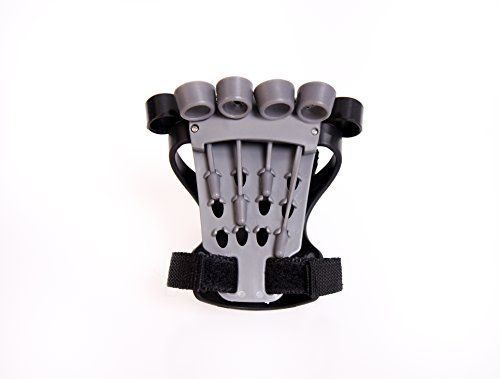 Rocky Grip Hand Strengthener Reverse Grip Hand Forearm Training Device Improves Flexibility for Musicians Fingers Helping Hand Stiffness (Unassembled)