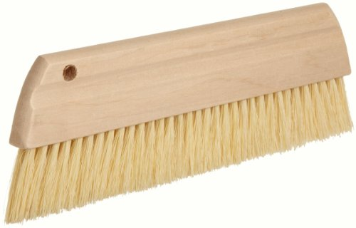 Weiler 74078 Tampico Fiber Smoothing Brush with Wood Handle, 1