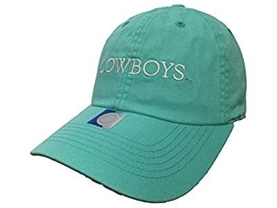 Top of the World Oklahoma State Cowboys TOW WOMEN Mint Green Seaside Adjustable Slouch Hat Cap from Top of the World