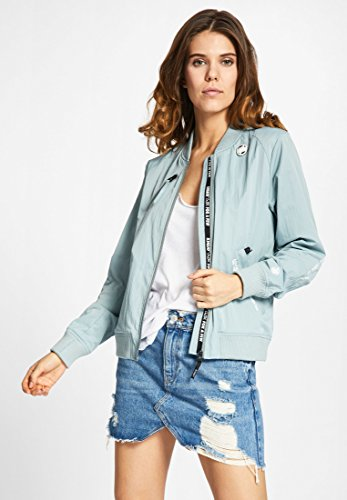 Giacca Giacca Khujo Basic Camicia Camicia Camicia Maniche Donna Blu lunghe Bx6Px1qw