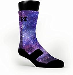 Best Price Brand Athletic Socks Deep Space