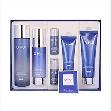 Ohui Clinic Science 3-piece Special Gift Set(refining medi-toner, moisturizer, deep medi cleansing faom)