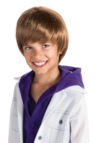 [Child's Bieber Fever Wig] (Kids Bieber Fever Wig)