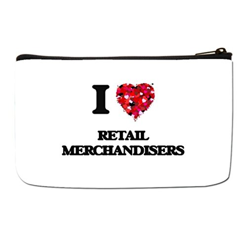 Merchandiser Case (GB Plan Makeup Travel Case I love Retail Merchandisers Hanging Cosmetic)
