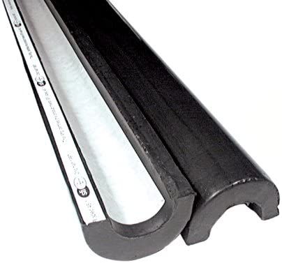 Simpson Racing 36008S Black SFI Approved Roll Bar Padding
