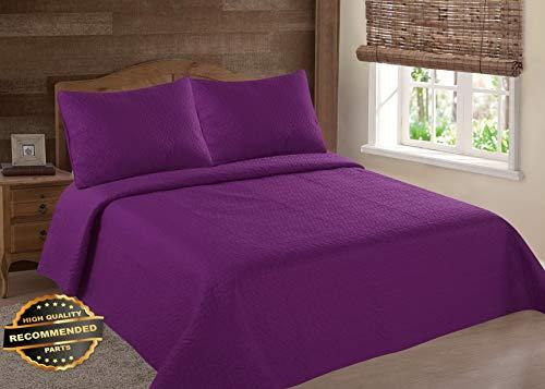 Werrox Midwest NENA Solid CLOSOUT Quilt Bedding Bedspread
