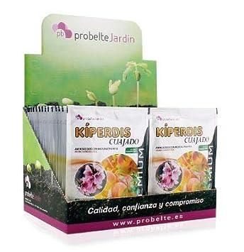 Probelte Jardín Kíperdis Inductor Cuajado (Aminoácidos + Micronutrientes) 60 g: Amazon.es: Jardín