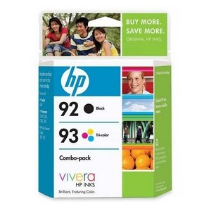 Picture of a HewlettPackard HP 9293 Ink Cartridges220