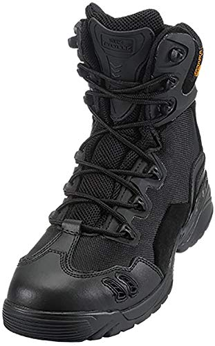 Suetar Chaussures de randonnée extérieures Militaires Bottes Tactiques Professionnelles Chaussures Montantes… 1