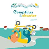 Comptines a Chanter: Comptines a Chanter 3 - Book + CD-Audio (French Edition)
