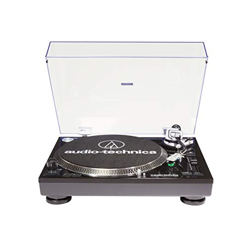 Audio Technica AT-LP120BK-USB Direct-Drive Professional Turntable