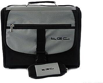 Sony Playstation 2 PS2 gris y negro bolsa de transporte para consola/funda. También para uso de coche.: Amazon.es: Electrónica