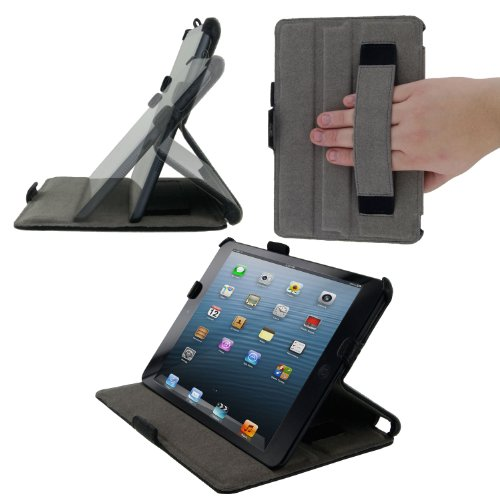 rooCASE Slim-Fit Folio Case Cover for iPad Mini