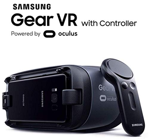 Samsung Gear VR w/Controller 2017/2018 SM-R325 Note9 Ready, for Galaxy Note8, Note5, S9, S8, S7, S6 (International Version) post thumbnail