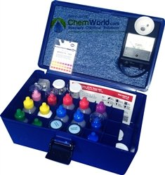 ChemWorld Complete Cooling Water Test Kit by ChemWorld Complete Cooling Water Test Kit