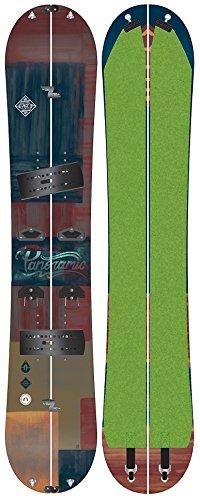 168cm Snowboard (K2 Panoramic Package Splitboard Sz 168cm)