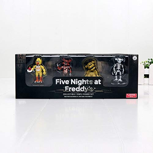 VIET FG 5Cm Five Nights at Freddy's Action Figures 4 Figure 1 Set 2