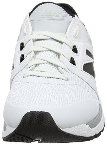 Scarpe da Ginnastica Balance Basse D Bianco Uomo New White ML009PHA fqxFwBnH