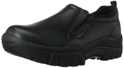 ROPER Men's Performance Slip On-m, Black Tumbled, 12 M ()