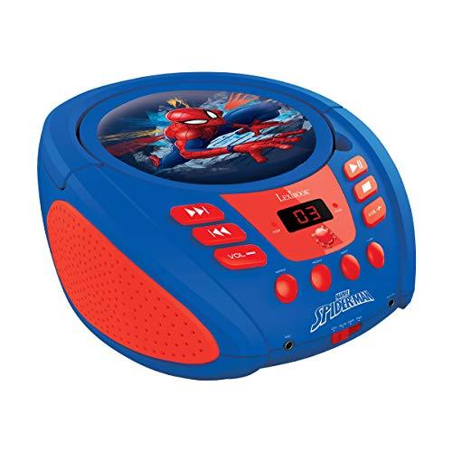 LEXiBOOK Spider-Man Boombox Radio CD Player by LEXiBOOK (Image #3)