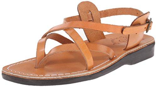 Jerusalem Sandals Womens Tamar Backle Tamar Backle Tan