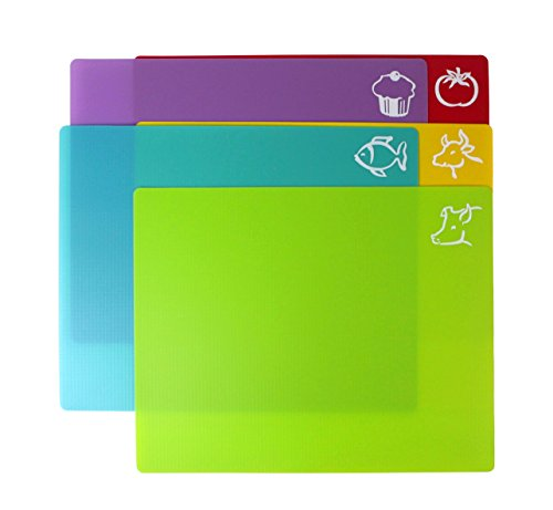 Kitchen Slip Resistant Flexible Cutting Boards product image