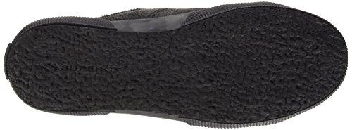 Leahorseu adulto Superga Total Sneaker Unisex Black 2750 SwwPqznH